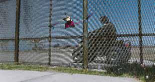 Low Drone – the Transnational Hopper, Alex Rivera, 2005