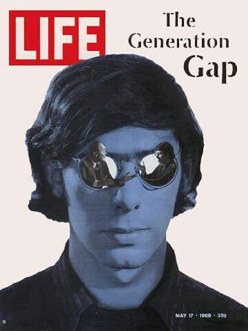 Omslag, Life, 17 maj 1968