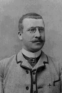 Porträttfotografi av Victor Hugo Wickström 1856-1907