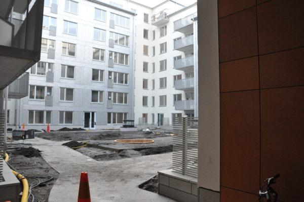 Gårdsrum Kungsholmen